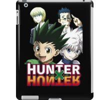 Hunter X Hunter: Gon, Killua, Kurapika, Leorio iPad Case/Skin
