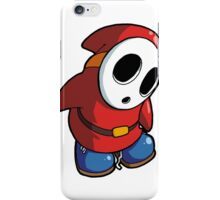 Super Mario Bros. - Shy Guy iPhone Case/Skin