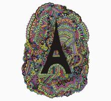 Paris: Screaming Colour Kids Clothes