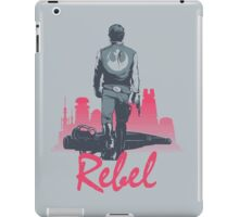 Rebel (light version) iPad Case/Skin