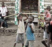 Goma, Congo by Bryn