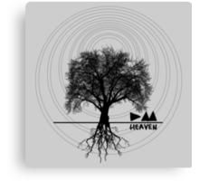 Depeche Mode : Heaven - 3 - Black Canvas Print