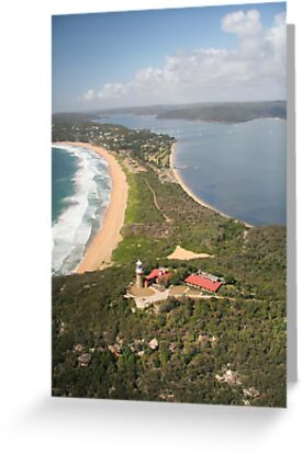 Barrenjoey Head by Roger Barnes