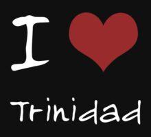 I love Heart Trinidad Kids Clothes