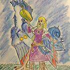 Tribute to Zelda of Skyloft by AriaMarie91