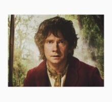 Bilbo Baggins Stare by StrictlyIndie