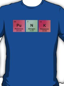 PUNK is Science  T-Shirt