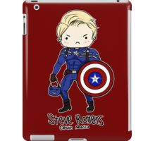 Star Spangled Man With a Plan iPad Case/Skin