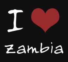 I love Heart Zambia Kids Clothes