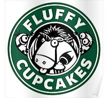 Fluffy Cupcakes Poster