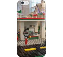 Lego Gas Station, FAO Schwarz Toystore, New York City iPhone Case/Skin