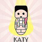 Katy - I. by Mark Gillett