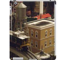 Lionel Model Trains, Model Village, FAO Schwarz Toystore, New York City iPad Case/Skin