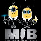 MIB: Minions In Black by ChicoDesigns