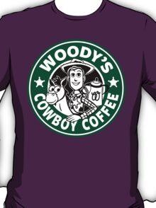 Woody's Cowboy Coffee T-Shirt