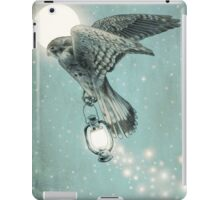 Nighthawk (portrait format) iPad Case/Skin