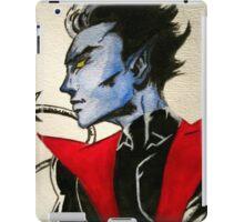 Marvel's Nightcrawler iPad Case/Skin