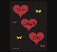 Love Laugh Live by Madeline M  Allen