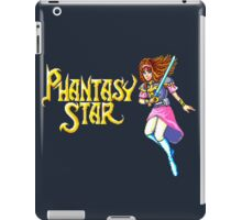 Phantasy Star (Genesis) Title Screen iPad Case/Skin