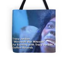 Werewolf Bar Mitzvah Tote Bag