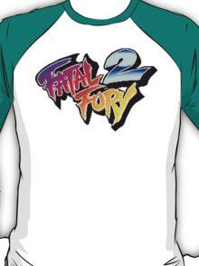 Fatal Fury 2 (Arcade) title Screen T-Shirt