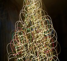 christmas tree play on lights by tomcat2170