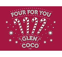 You Go Glen CoCo Photographic Print