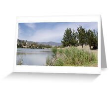 Point Hut Pond Greeting Card
