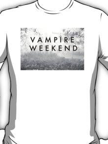 Vampire Weekend Poster T-Shirt