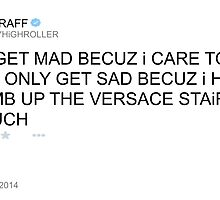 RiFF RAFF Versace Stairs by slappybag