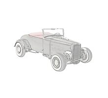 1931 Ford Hotrod by surgedesigns