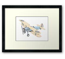 Stearman PT-17 Bi-Plane Framed Print