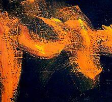 flames of orange by ben leiman