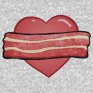 I love bacon. by VanHogTrio