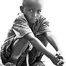 'Poise' Northern Rwanda by Melinda Kerr