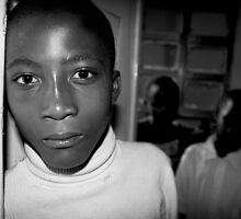 'Orphan' Mamaan Jeanne's orphanage, Democratic Republic of Congo by Melinda Kerr