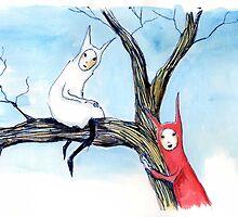 Tree Fiends by Nicholas  Beckett
