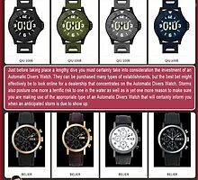 Affordable Dive Watches by DiveWatches