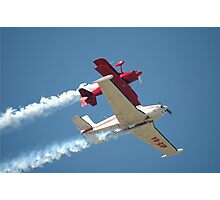 Mirror Formation @ Melton Airshow 2010 Photographic Print