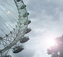 London sk-eye by Rhys Herbert
