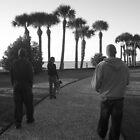 A Walk on Jekyll Island by dinkfuente