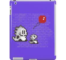 Bubble Bobble Banksy iPad Case/Skin