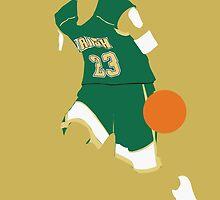 Lebron James St. Vincent by BeinkVin