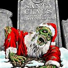 Zombie Santa Rises by sinxdesigns