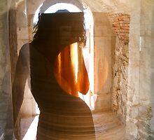 Through the Glass by Lidiya