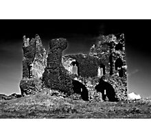 Ballycarbery Castle Photographic Print