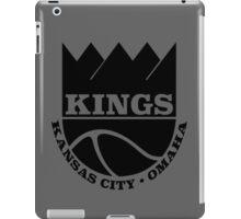 Kansas City Kings Omaha iPad Case/Skin