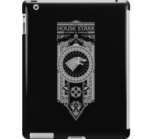 House Stark (White) iPad Case/Skin