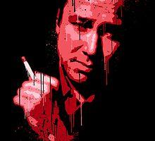 Bill Hicks (red) by trev4000