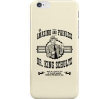 Dr. King Schultz iPhone Case/Skin